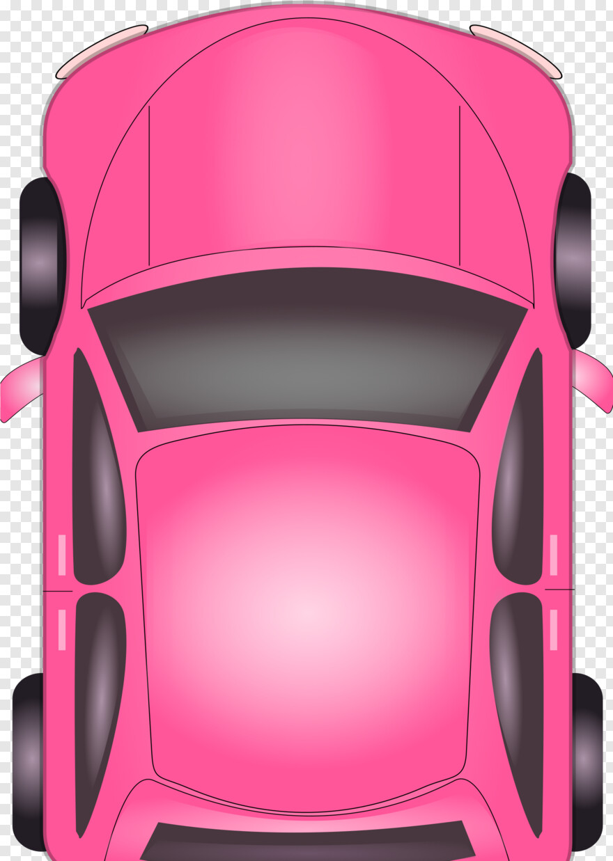 Car Top View - Top View Of Cars Clipart, Png Download@pngjoy.com