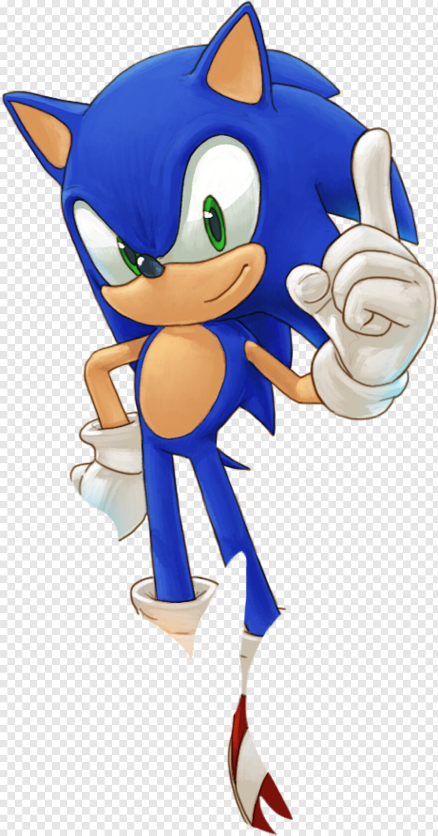 Sonic The Hedgehog Sonic The Hedgehog Png Hd Png Download 461x879 246468 Png Image Pngjoy