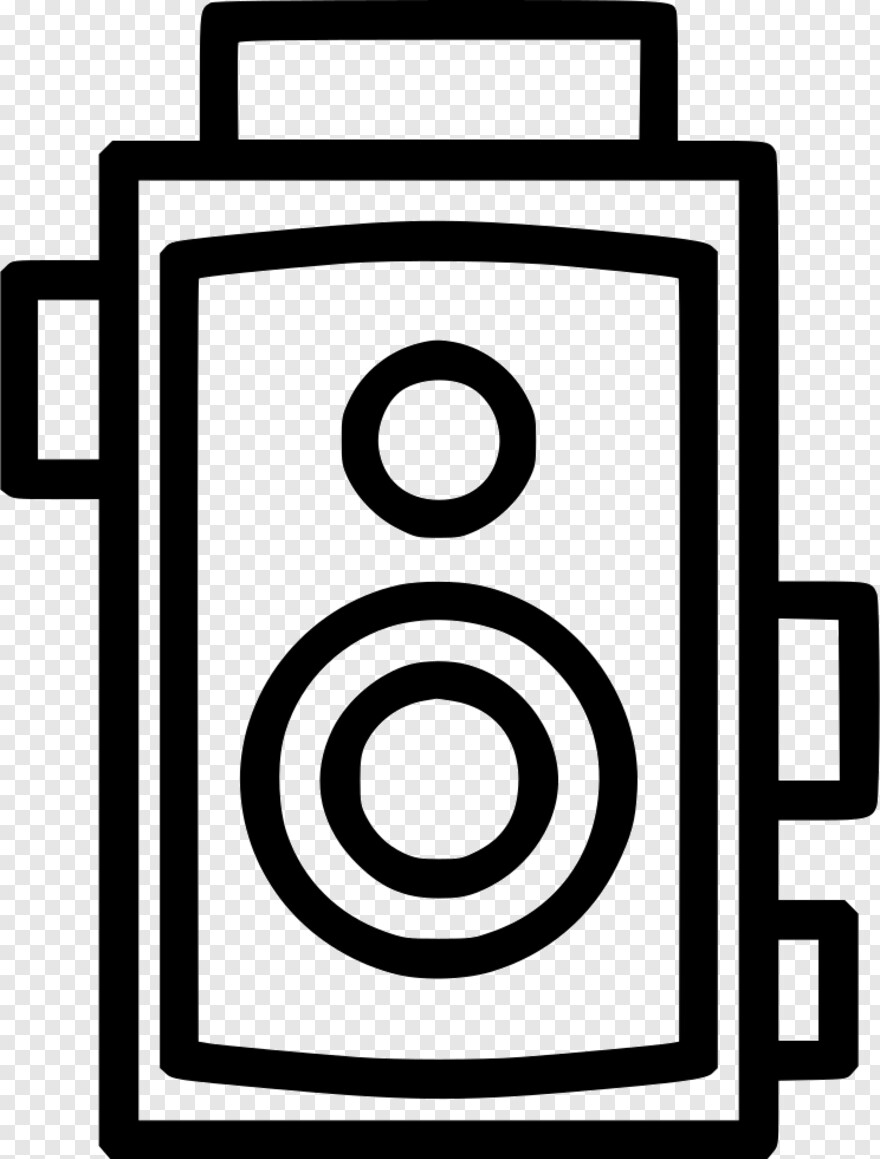 Old Camera - Video Camera, HD Png Download