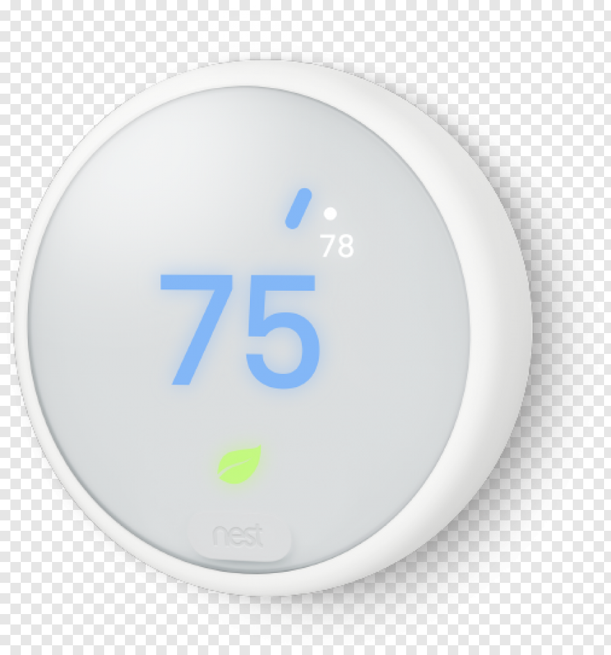 Nest   Nest Thermostat E, HD Png Download   40x40 40 ...