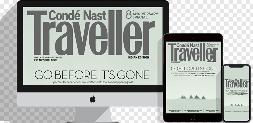 Subscribe Now - Conde Nast Traveler, Png Download