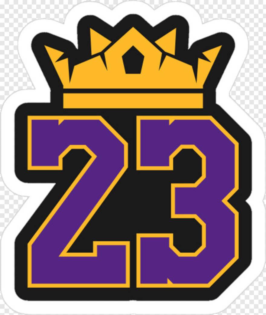 La Lakers Logo Lebron James 23 Logo Lakers Png Download 690x816 9103401 Png Image Pngjoy