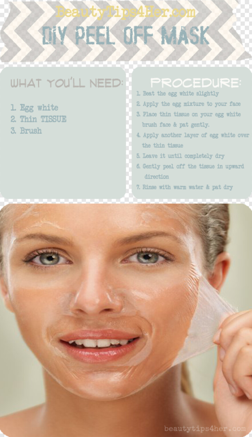 Surgical Mask - Homemade Face Mask Peel