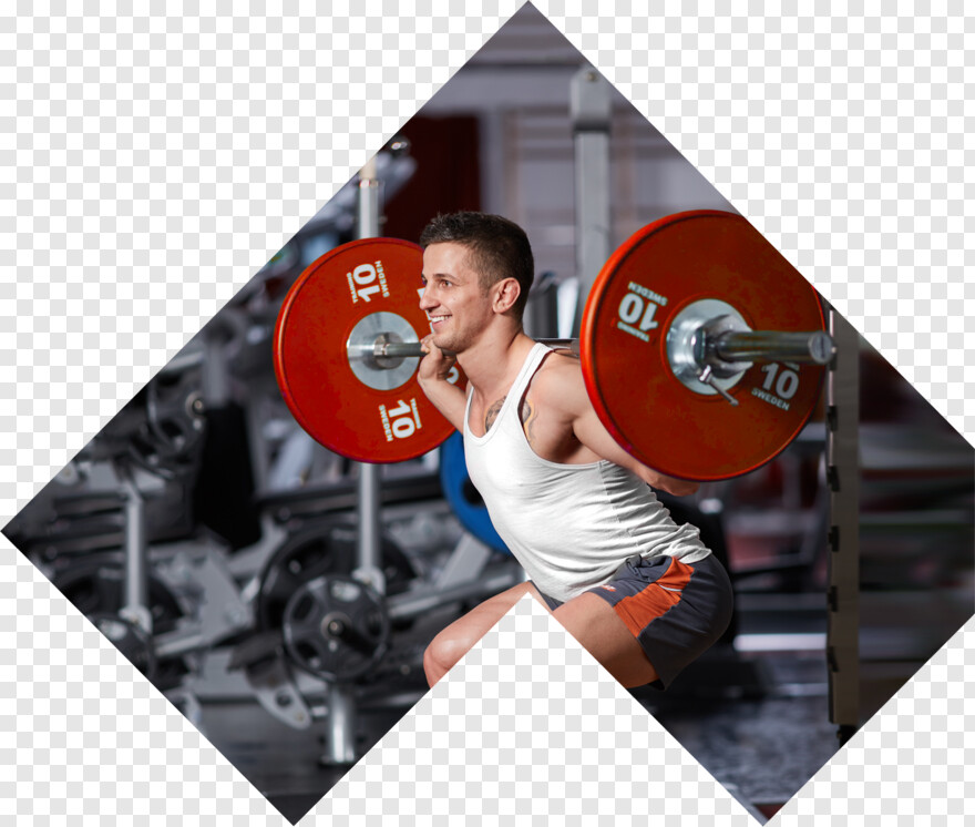 Star lifting weights high Clipart | st01s025 | Fotosearch