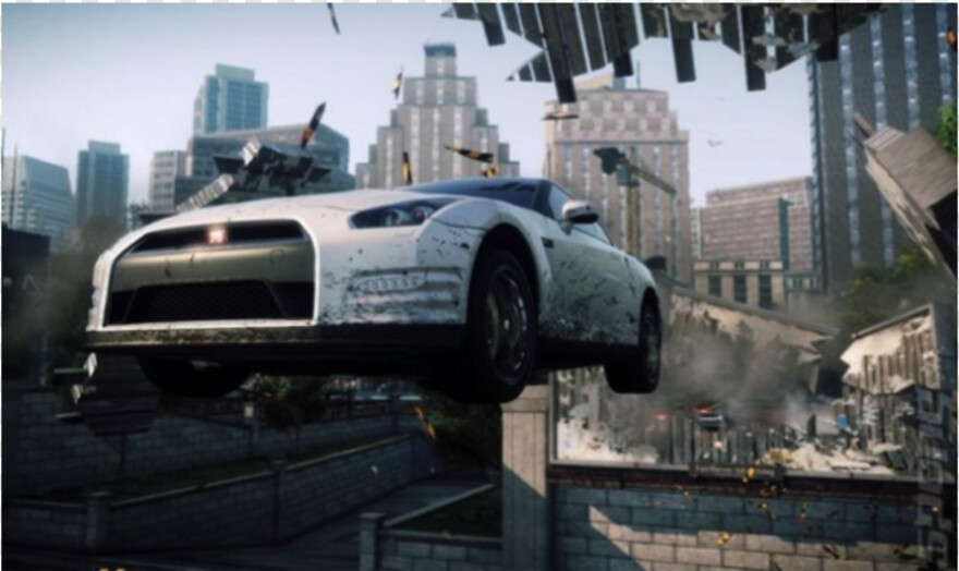 Need For Speed - Need For Speed Most Wanted Ps Car, HD Png Download