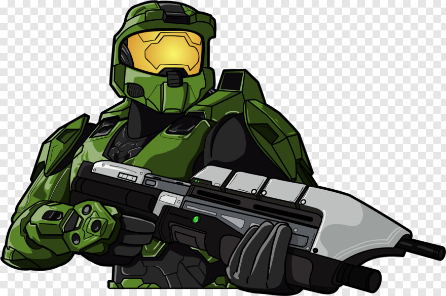Halo Halo Master Chief Png Png Download 2738x1941