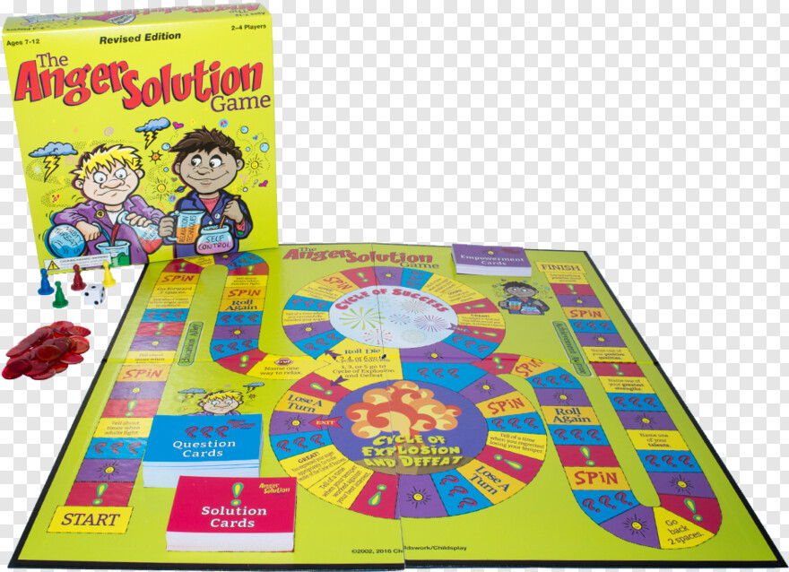 Board Game - Best Selling Childswork/childsplay Therapy Games, HD Png Download@pngjoy.com
