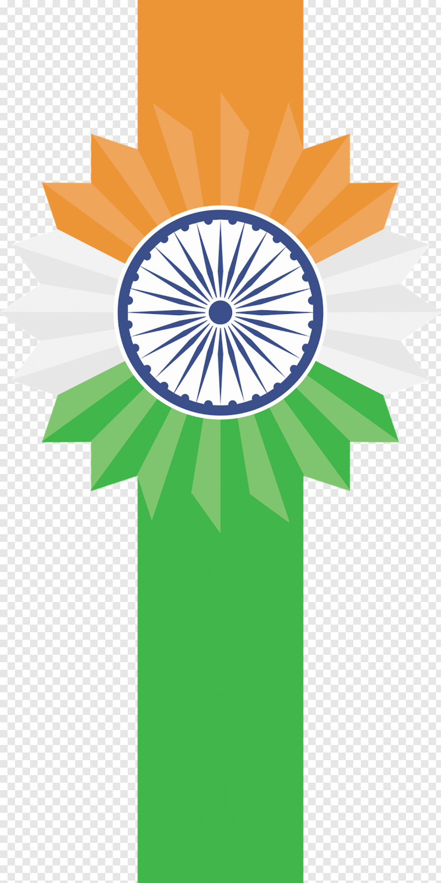 Indian Flag Independence Day India 2018 Png Download 800x1600 1713612 Png Image Pngjoy