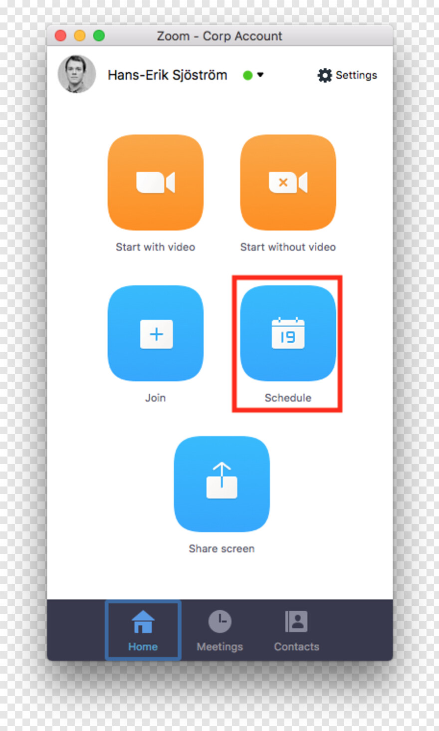Meeting Icon - Zoom Application, HD Png Download@pngjoy.com