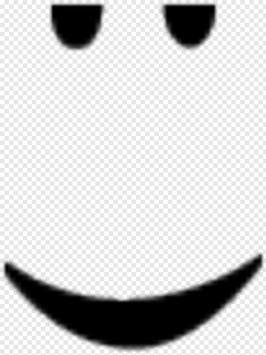 Roblox Face Black Background Roblox Face Roblox Chill Face Png Hd Png Download 1024x1024 9692353 Png Image Pngjoy