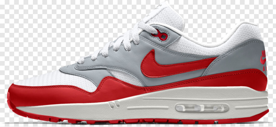 Nike Check - Nike Air Max 1 Essential Id Women's Shoe Size 7.5 (green), Png Download@pngjoy.com
