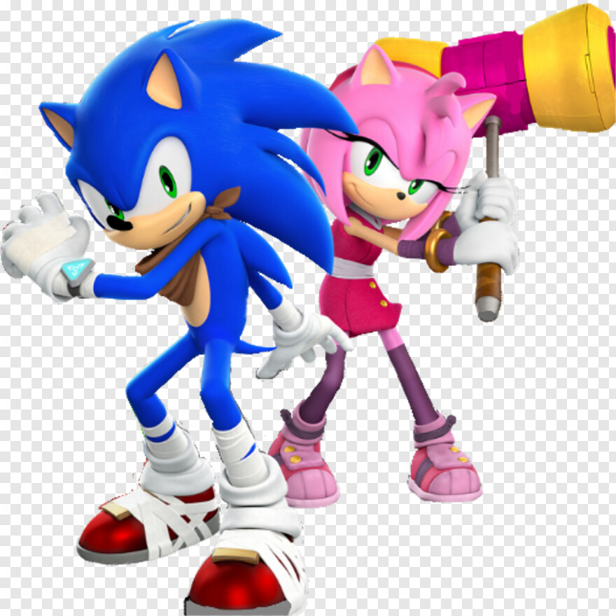 Sonic Boom Amy Rose Sonic Boom Rise Of Lyric Png Download 1024x1024 9736296 Png Image Pngjoy
