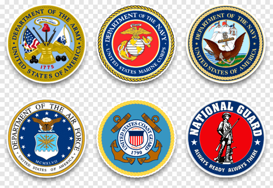 Veteran Owned Business - United States Armed Forces Logos, Png Download
