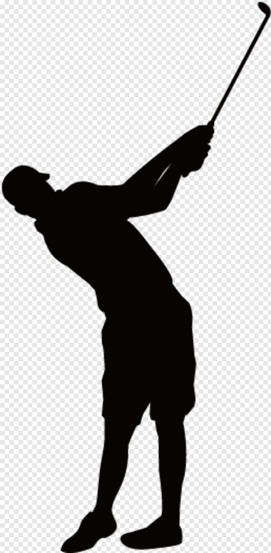 Shadow Man - Golf, HD Png Download