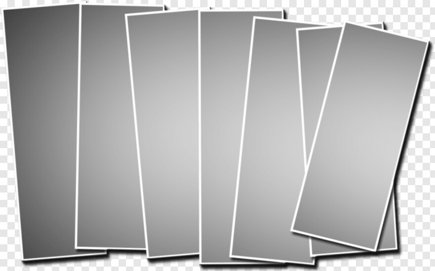 Photoscape Background Effects - Photoshop Vertical Photo Panel Effect, Transparent Png