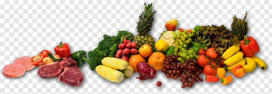 Grocery Fruit And Vegetable Banner Png Hd Png Download 715x247 1795406 Png Image Pngjoy