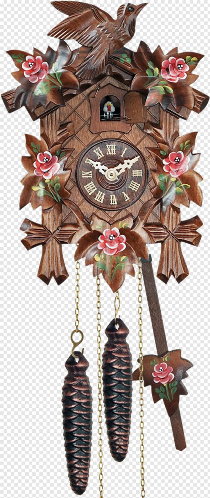 Clock Hand - Kuckucks Uhr, Transparent Png