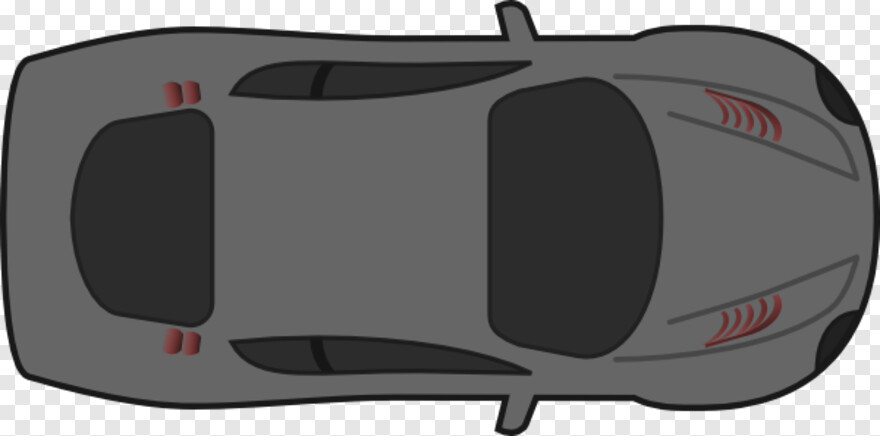 Toy Car - Car Clipart Top View, HD Png Download