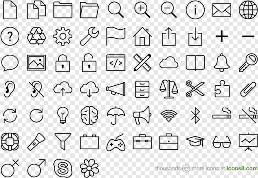 Resume Icons Icon Png Download 740x530 10327397 Png Image