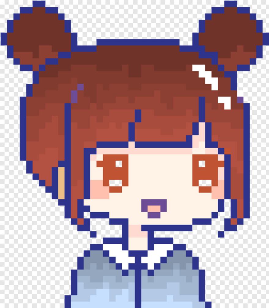 Kawaii Pixel Pixel Art Kawaii Transparent Transparent Png