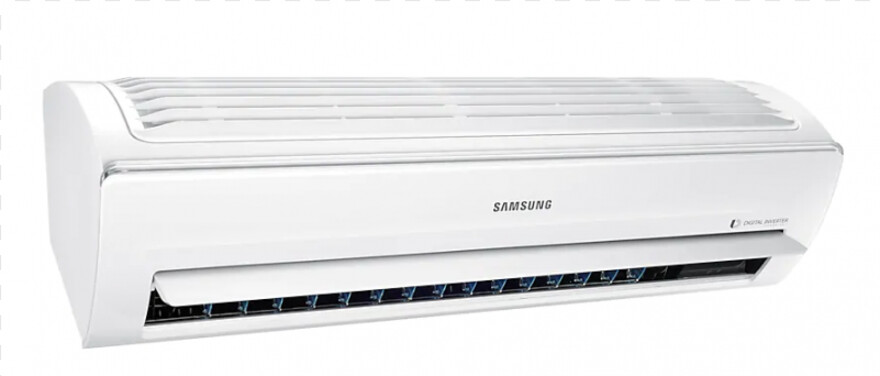 Samsung Air Conditioner - Air Conditioning, HD Png ...