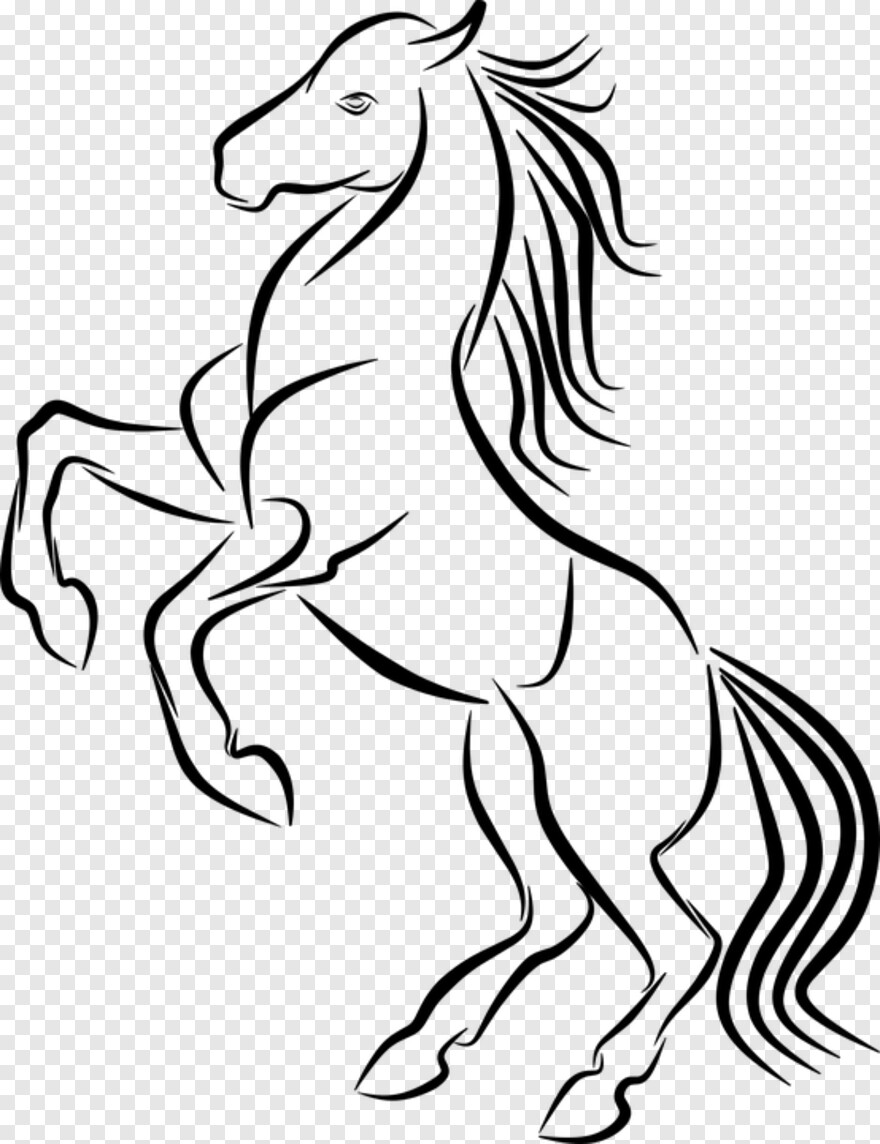 Mustang Logo Horse Tattoo Logo Jump Line Mustang Black Power Transparent Png 554x720 11004161 Png Image Pngjoy