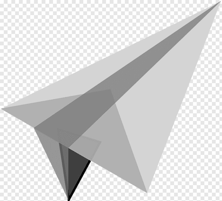 Paper Airplane Origami Airplane Png Transparent Png 640x580