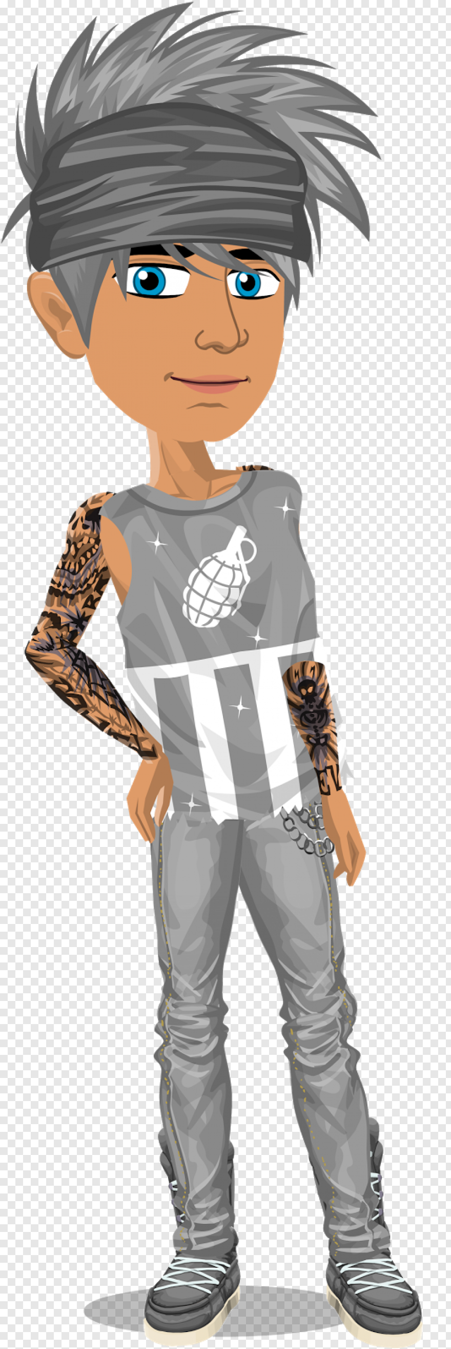 Msp - Msp Boy Looks, HD Png Download