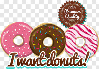 Donut Png Images For Download With Transparency Page 6