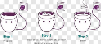 Scentsy Logo Scentsy Warmer How Does It Work Transparent Png 637x286 2840095 Png Image Pngjoy