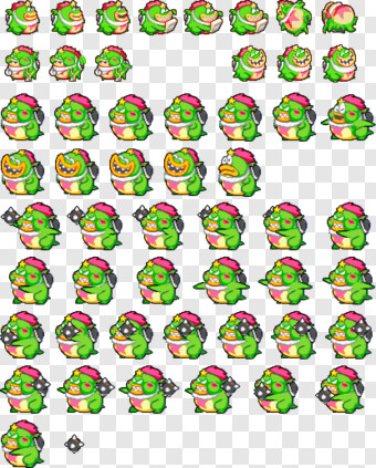 Mario Sprite Png Images For Download With Transparency