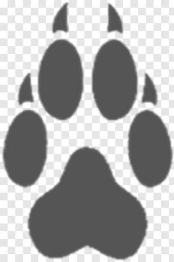 Wolf Paw Dog Foot Prints Png Png Download 640x480 10352750 Png Image Pngjoy Just click on the icons, download the file(s) and print them on your 3d printer. pngjoy