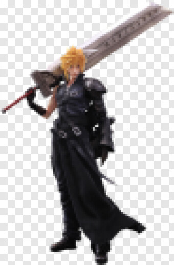Cloud Strife Png Images For Download With Transparency