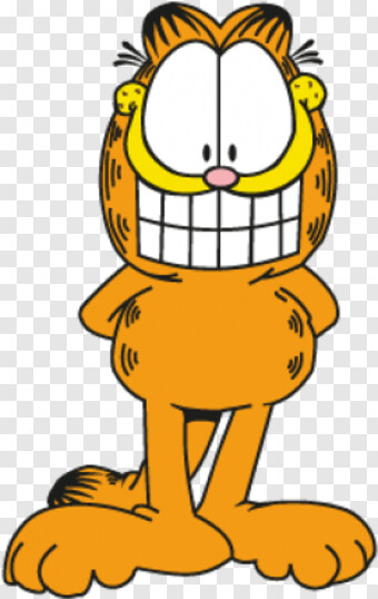 Garfield Garfield Png Transparent Background Png Download 579x656 4411317 Png Image Pngjoy