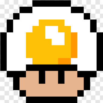 Mario Mushroom Png Images For Download With Transparency