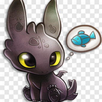 Toothless Png Images For Download With Transparency