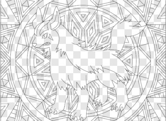 Mightyena Coloring Pages Gallery | 248x340