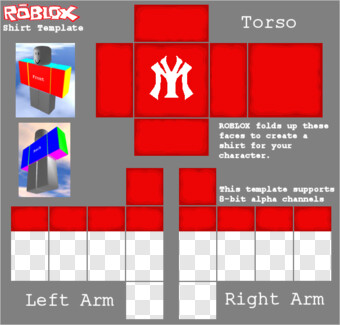 Roblox Shirt Template Shirt Clothing Template Roblox Png